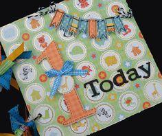 Mini Scrapbook Album Birthday Mini Album Srapbook by shereenaftab