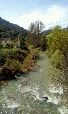 Río Guadiaro (Benaoján, Málaga) / Guadiaro river (Benaoján, Málaga), by @soyfjgonzalez