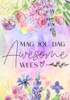 Good Morning Messages, Good Morning Wishes, Good Morning Images, Good Morning Quotes, Live Wallpaper Iphone, Live Wallpapers, Lekker Dag, Goeie More, Afrikaans Quotes