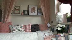 Classy teenage girl room