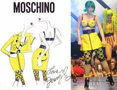 Katy Perry In Valentino Couture, Roberto Cavalli & Fausto Puglisi – Prismatic World Tour