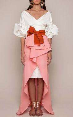 Petal Pareo Skirt by Johanna Ortiz for Preorder on Moda Operandi