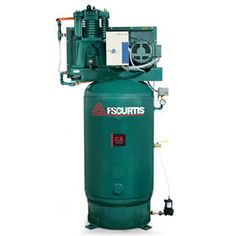 07E57V8UP-A3D FS-Curtis (CA7.5) 7.5-HP 80-Gallon Ultra Two-Stage Air Compressor (230V 3-Phase)