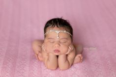 cute newborn picture
