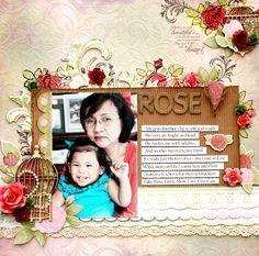 Rose English Rose