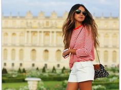 I got: Parisian! What should your summer style be?