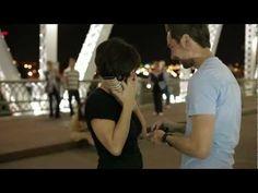 Adorable proposal video!