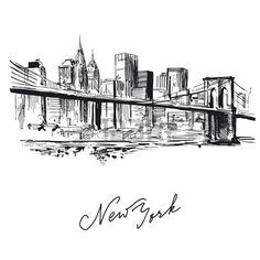 Find New York Hand Drawn Metropolis stock images in HD and millions of other royalty-free stock photos, illustrations and vectors in the Shutterstock collection. Thousands of new, high-quality pictures added every day. New York Tattoo, Nyc Tattoo, City Tattoo, Nyc Skyline, Manhattan Skyline, New York Drawing, New York City, Mode Collage, Skyline Tattoo
