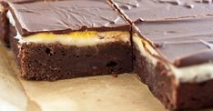 When Eggs Transform Into Fudgy Brownies, The Chocoholics Come Out Of The Woodwork! - Page 2 of 2 - Recipe Roost Yummy Treats, Sweet Treats, Yummy Food, Just Desserts, Dessert Recipes, Recipe Roost, Cadbury Eggs, Delicious Deserts, How Sweet Eats