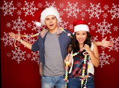 Our favorite twins are back! Don't miss The Fosters Christmas special tonight at 8/7c on ABC Family!
