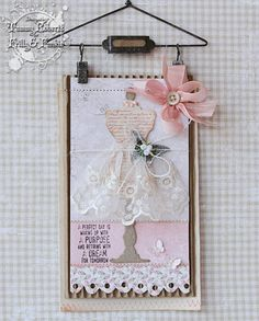 Frilly and Funkie: Get Crafty With Canvas August 15, 2012