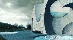 Steven Christensen Architecture Wins AAP Award with Liepāja Thermal Bath and Hotel,© Steven Christensen Architecture