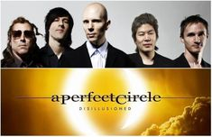 A Perfect Circles new song Disillusioned - A Perfect Circles new song Disillusioned:  Get 2018 off to a rocking start with A Perfect Circles new song Disillusioned  Are you ready to start the new year with some rocking new tunage? A Perfect Circle are ringing in 2018 with an atmospheric new song Disillusioned.  Singer Maynard James Keenan tweeted to have your headphones ready for Jan. 2 which is when Disillusioned will be available for download. The new tune will also be featured on a…