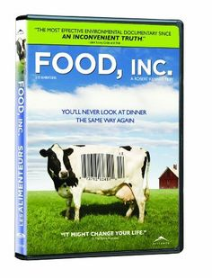 For most Americans, the ideal meal is fast, cheap, and tasty. Food, Inc. examines the costs of putting value and convenience over nutrition and environmental impact. Director Robert Kenner explores the subject from all angles, talking to authors, advocates, farmers, and CEOs.
