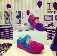 Spring smiles! PIN this photo by 5/28 for your chance to WIN a pair of the pediped ESTELLA!