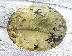 Smoky Quartz 69148: 126 Carats Oval Natural Brazilian Smoky Quartz Gemstone Gem Stone Ebs21 -> BUY IT NOW ONLY: $314.99 on eBay!