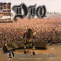 """At Donington UK: Live 1983 & 1987 são dois álbuns ao vivo gravados pela banda Dio no Monsters of Rock Festival em Donington, Inglaterra nos anos de 1983 e 1987. Além do material próprio da banda os discos ainda contam com faixas do Black Sabbath e Rainbow. Disco 1 1. """"Stand Up and Shout"""" Jimmy…"""
