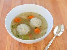 My Favorite Chicken Soup with 3 Matzo Ball Recipes via @toriavey