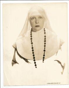 Vintage G. Maillard Kesslere B.P. Photo Norma Talmadge