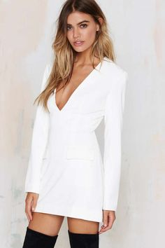 a2ad64edfdcb Nasty Gal Abbey Road Dress - Ivory - Best Sellers