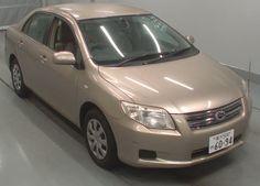 2007 Corolla Axio,Car ID = SAF- 1691 Toyota Sedan 2007 TOYOTA COROLLA AXIO G Japanese Used Car Exporter | SAFFRAN INTERNATIONAL
