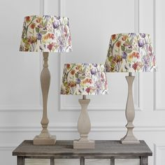 Voyage Maison who are perhaps better known for their beautiful homeware and soft accessories are launching their first lighting collection this Spring and it couldn't be prettier. This collection has been designed in Scotland and features original hand-illustrated designs that take inspiration from
