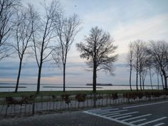 Almost every day a picture around 8 AM on our way to school: Februari 18 2014 picture taken 08:07