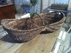 charming vintage basket