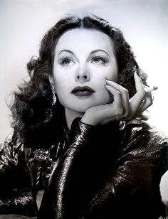 Hedy Lamarr (1914-2000), actress and inventor. Mathematically talented,she and composer George Antheil invented an early technique for spread spectrum communications and frequency hopping, necessary for wireless communication from the pre-computer age to the present day.