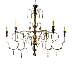 Longchamps Chandelier by Canopy Designs Showroom
