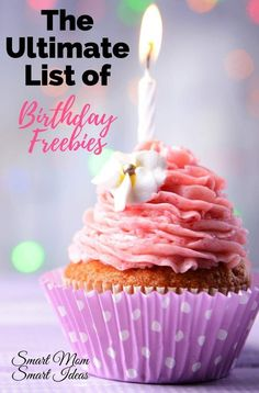 Are you a freebie mom? Do you love birthday freebies and free gifts for your birthday? Check out this ultimate list birthday freebies Birthday Freebies, It's Your Birthday, Girl Birthday, Free Birthday, Birthday Gifts, Birthday Parties, Birthday Ideas, Best Birthday Quotes, Healthy Kids