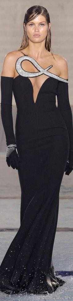 David Koma, Black Diamond, Dior, Fashion Accessories, Runway, Formal Dresses, Elegant, Spring, Elegance Style