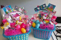 Twin Hello Kitty Baskets