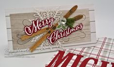 What Will You Stamp? Challenge is featuring the Merry Christmas to All stamp set this week. See the cash cards I designed for my nephews. Christmas Sled, Merry Christmas To All, Handmade Christmas, Christmas Time, Holiday, Alpine Adventure, Project Yourself, Stampin Up, Stamps