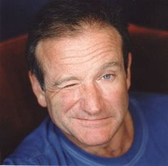 robin williams smile -  rip