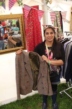 #Glastonbury #Festival #Volunteer #Style #Fashion #Picks from the #Oxfam #Festival #Shop