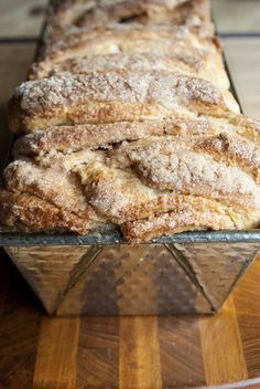 Zimt-Zupfbrot (Fitness Food Breads)