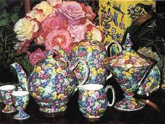 Image detail for -Collecting Chintz China-Journal Featured Column for July 2000