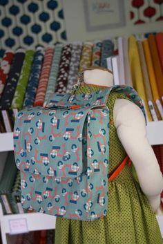"""Onze eerste boekentas """"Warre"""" is er.  http://webshop.ki-en-ko.be/boekentassen"""