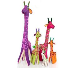 <p>Far more special than your average stuffed animal! Twoolies are handmade by Mayan weavers from 100% natural wool knitted in...