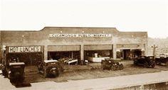 Cucamonga Public Market, Cucamonga, Ca. (Now, Rancho Cucamonga) Local History, Family History, California History, Southern California, San Luis Obispo County, Rancho Cucamonga, History Photos, Golden State, Attic