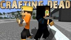 Crafting Dead Aftermath - TEACHING HIM HOW TO PLAY! (Minecraft Walking Dead) #75