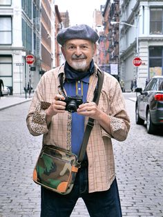 NEWS&IDEAS 4.6.2016... Famed Lensman Arthur Elgort and His Daughter, Sophie, Are Here to Solve Your Photography Needs THANX I watch. APPRECIATE. SEE U. Smiling