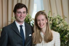 .On 15 February 2014, the Belgian Royal Court announced the engagement of Prince Amedeo to Nobile Elisabetta 'Lili' Maria Rosboch von Wolkenstein