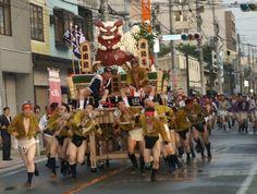 山笠は博多だけではありません!! 筑豊・飯塚にも山笠があります!!