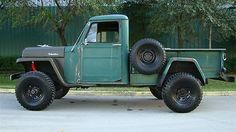 1952-Willys-OVERLAND M-37-GREEN AND BLACK-Pompano Beach-FL at Mint-Cars.com