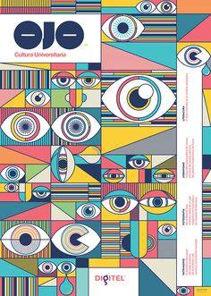 Revista Ojo on Behance