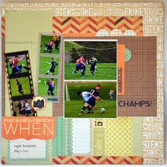 Champs! - Scrapbook.com