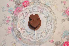 Schoko-Lolli für kleine und große Kinder #schokolade #silkeskoestlichkeiten