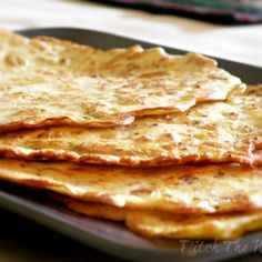 Low Carb Tortillas | Ditch The Wheat